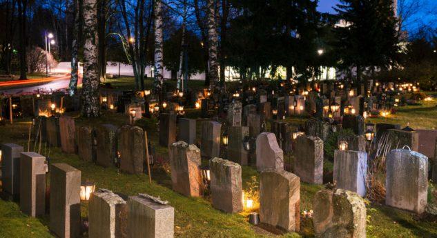 Pyhäinpäivän kunniaksi ilmainen pääsy kaikkiin kuolin- ja hautaustietoihin MyHeritagessa