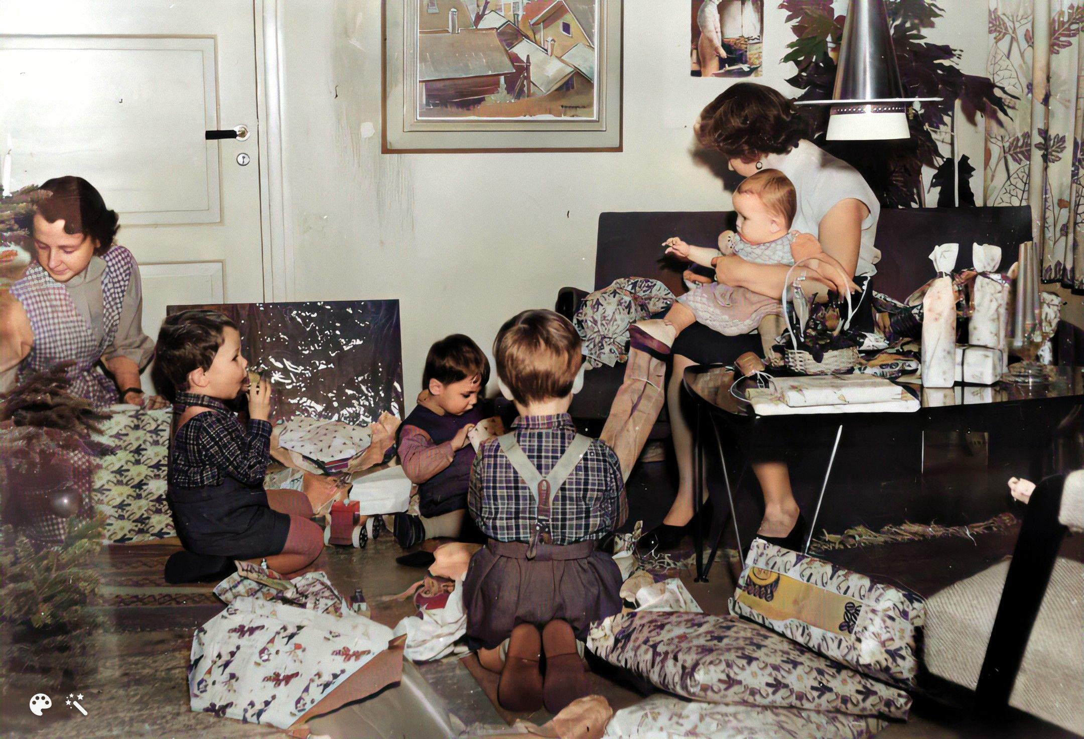 Osallistu MyHeritagen jouluperinnekilpailuun oman perheesi traditioilla!