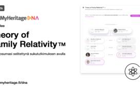Esittelyssä Theory of Family Relativity™ – Geneettisen sukututkimuksen mullistaja